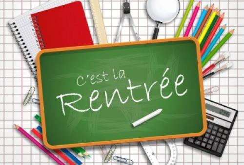 Planning Rentrée Lycée